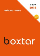 Nueva tarifa-catálogo MAYO 2018