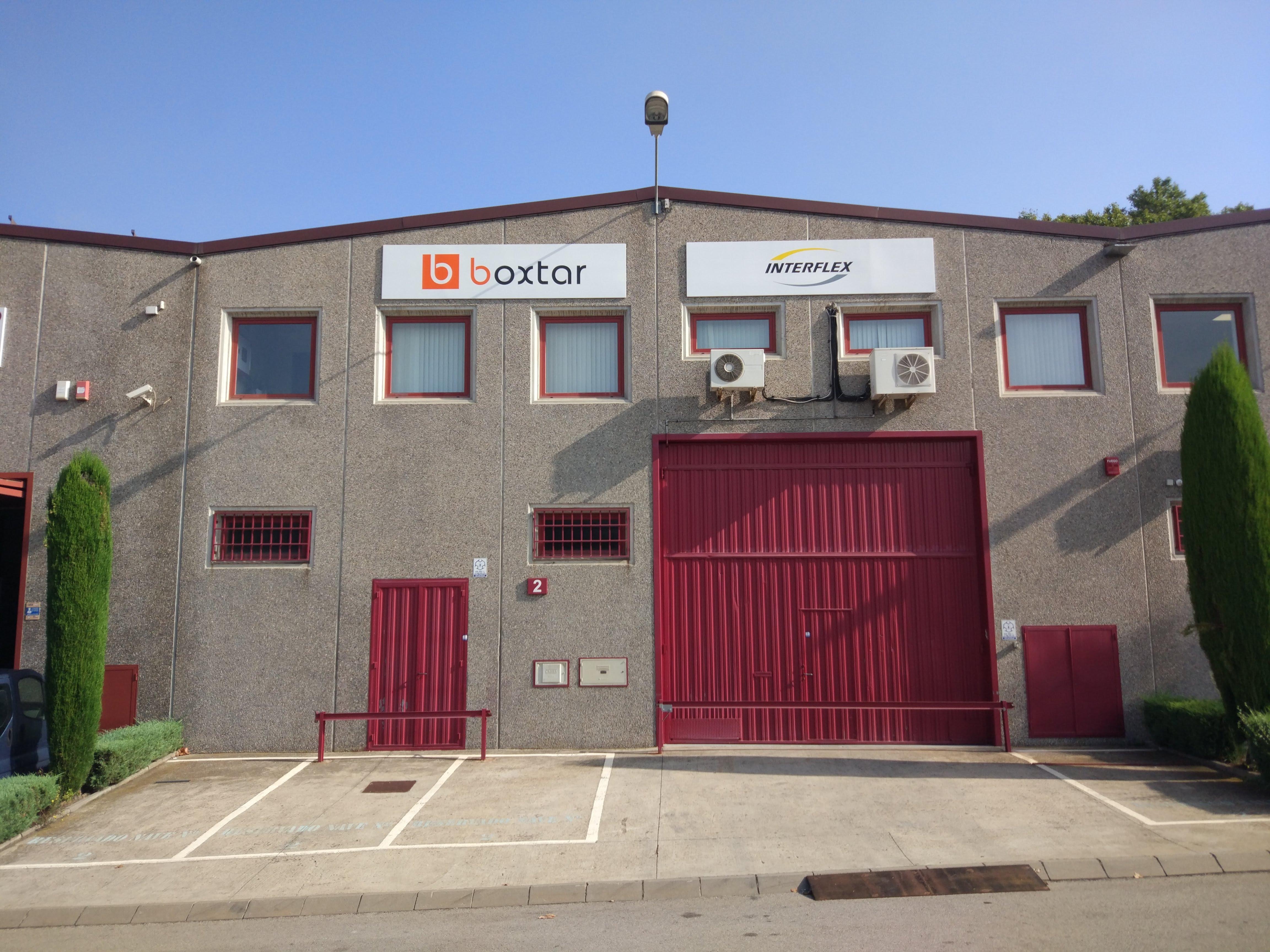 Apertura depósito BOXTAR en Barberà del Vallès
